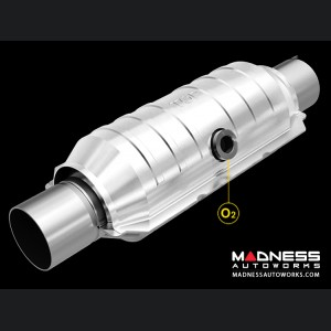 """Universal Performance Catalytic Converter by MagnaFlow - 15"""" Overall"""