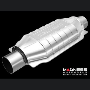 """Universal Performance Catalytic Converter by MagnaFlow - 2.5"""" Inlet"""
