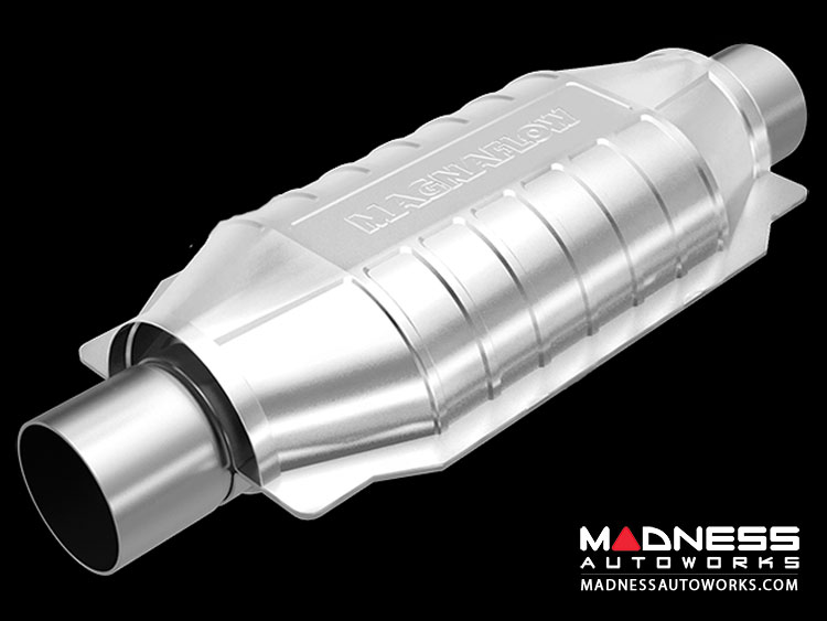 "Universal Performance Catalytic Converter by MagnaFlow - 2.5"" Inlet"