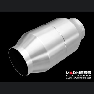 """Universal Performance Catalytic Converter by MagnaFlow - 8"""" Overall"""