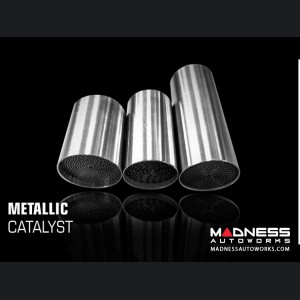 "Universal Performance Catalytic Converter by MagnaFlow - 12"" Body"