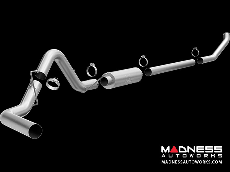 Chevrolet Silverado 6.6L 2500/ 3500 Performance Exhaust by Magnaflow - 5""