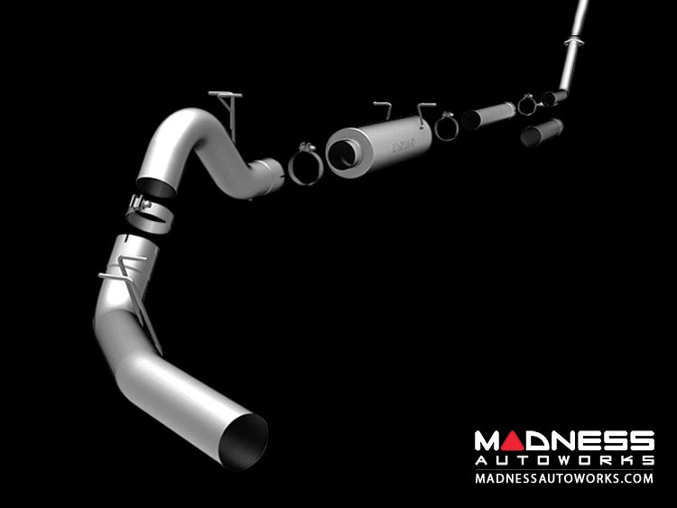 """Ford F 250/ 350 6.0L V8 Performance Exhaust by Magnaflow - 4"""" Exhaust System"""
