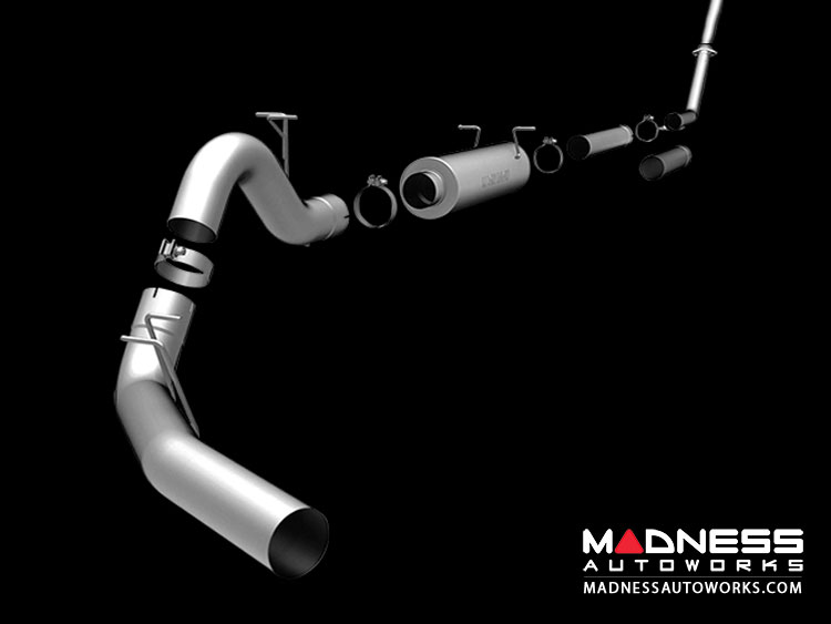 "Ford F 250/ 350 6.0L V8 Performance Exhaust by Magnaflow - 4"" Exhaust System"
