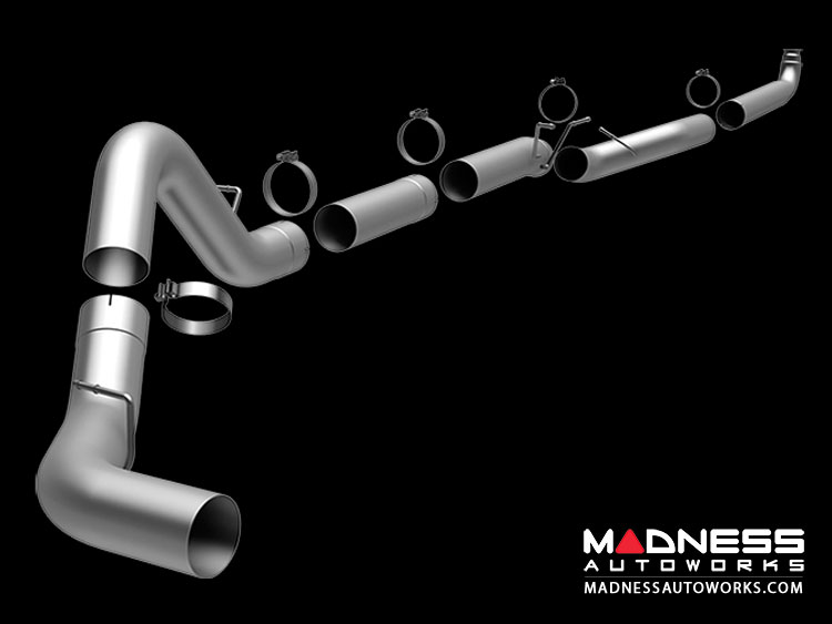 Chevrolet Silverado 6.6L 2500/ 3500 Performance Exhaust by Magnaflow - 4""