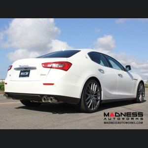 Maserati Ghibli Performance Exhaust by Borla - Axle-Back Exhaust - S-Type (2014-2017)