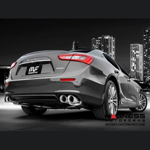 Maserati Ghibli Performance Exhaust - Magnaflow - Model 19250 (2014 - 2020)