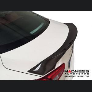 Maserati Ghibli Trunk Spoiler - Carbon Fiber