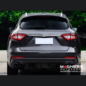 Maserati Levante S Sport Utility Rear Diffuser Lip - Carbon Fiber