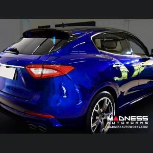 Maserati Levante S Sport Utility Roof Antenna Trim - Carbon Fiber