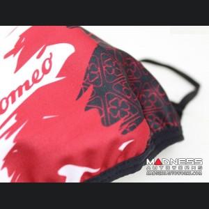 Face Mask - Triple Layer - Alfa Romeo Italy Design