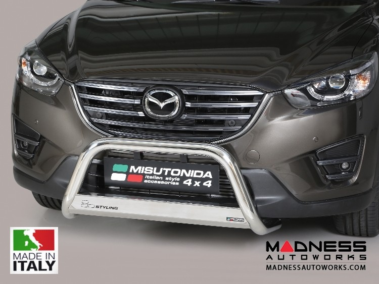 Mazda CX-5 Bumper Guard - Front - Medium Bumper Protector by Misutonida