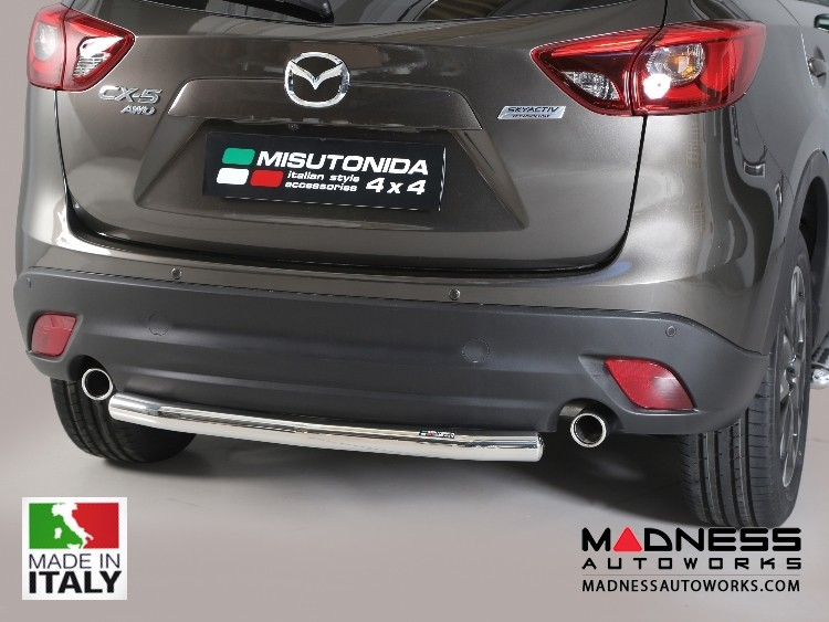Mazda CX-5 Bumper Guard - Rear by Misutonida