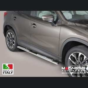 Mazda CX-5 Side Steps - V3 by Misutonida