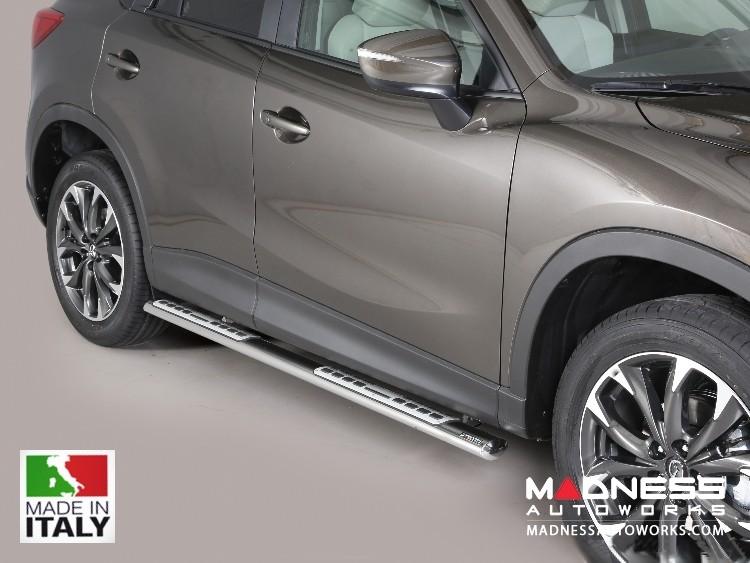 Mazda CX-5 Side Steps - V3 by Misutonida
