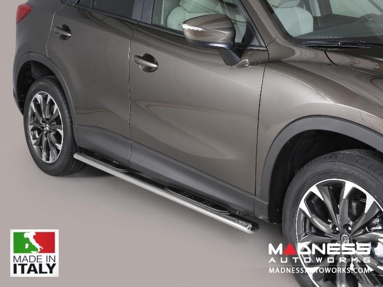 Mazda CX-5 Side Steps - V2 by Misutonida