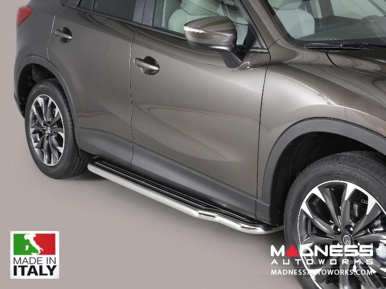 Mazda CX-5 Side Steps - V4 by Misutonida