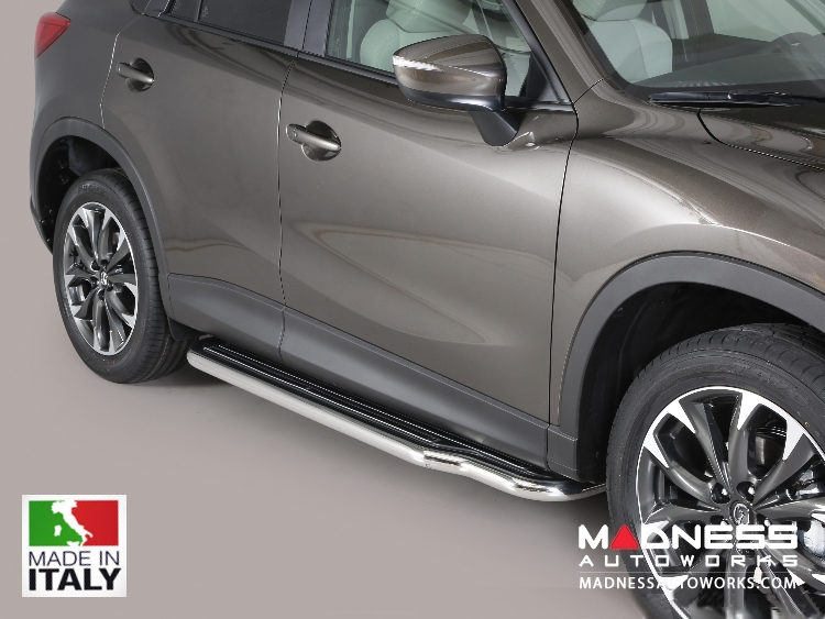 Mazda CX-5 Side Steps - V4 by Misutonida