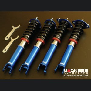 Mazda Miata Coilover Set by Cusco - Street Zero A w/ Rubber Top Mounts
