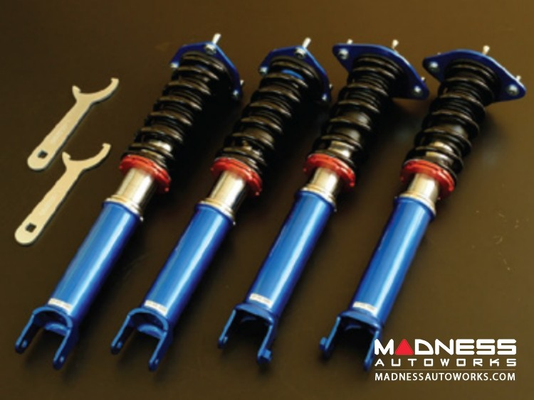 Mazda Miata Coilover Set by Cusco - Street Zero w/ Pillowball Top Mounts