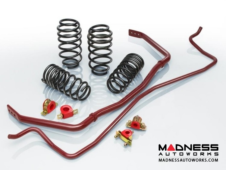 Mazda Miata Pro-Plus Kit by Eibach - Pro-Kit Springs, Front and Rear Sway Bars