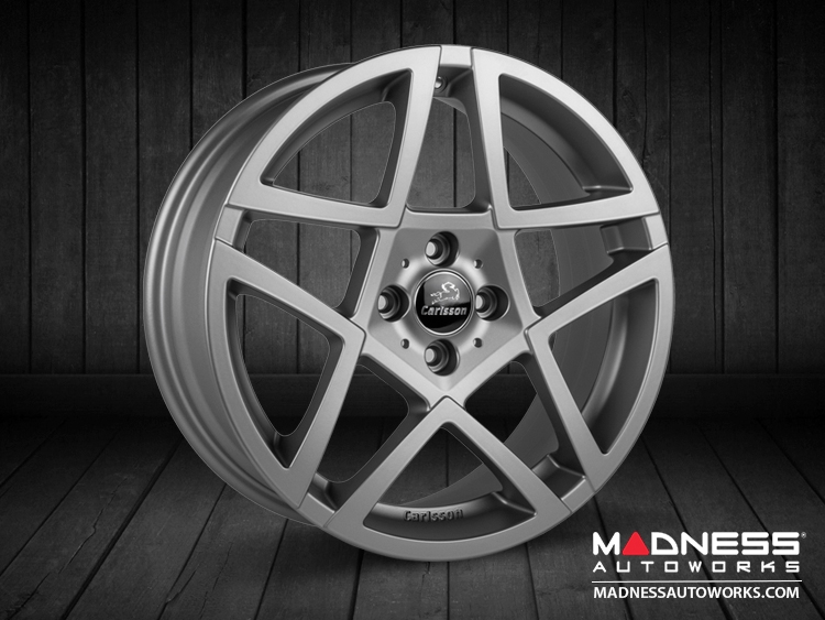 Mazda Miata Custom Wheels by Carlsson - Revo III DE (Titanium)