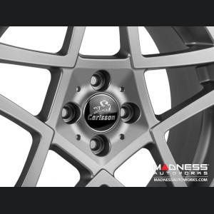 Mazda Miata Custom Wheels by Carlsson - Revo III DE (Titanium)