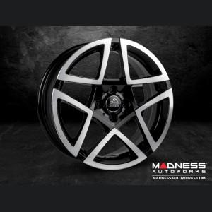 Mazda Miata Custom Wheels by Carlsson - Revo III TE (Diamond)