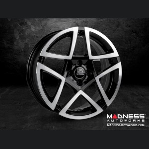 Mazda Miata Custom Wheels by Carlsson - Revo III TE (Diamond)