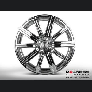 "Mazda Miata Custom Wheels - Illusion - Custom Chrome Finish - 17"""