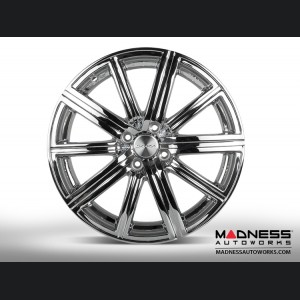 Mazda Miata Custom Wheels - Illusion - Custom Chrome Finish - 17""