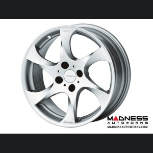 "Mazda Miata Custom Wheels by Lorinser - 7.5x17"" -Silver Finish"