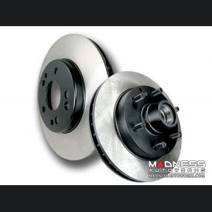 Jeep Compass Performance Brake Rotor by Centric - Front