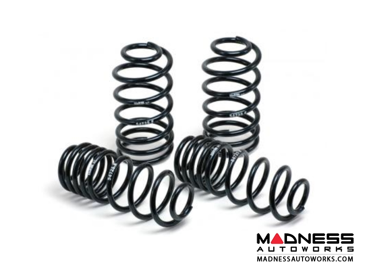 Mercedes Mercedes Benz W205 C300 Lowering Springs By H R Springs