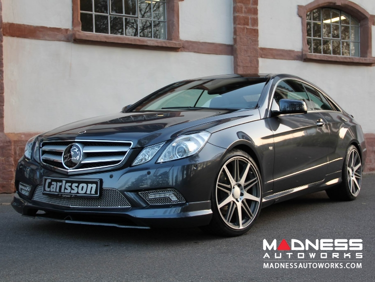 Mercedes mercedes benz e class coupe c207 by carlsson for Mercedes benz e350 parts accessories