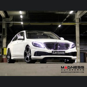 Mercedes Benz S-Class (W222) by Carlsson - Complete Aerodynamic Styling Kit