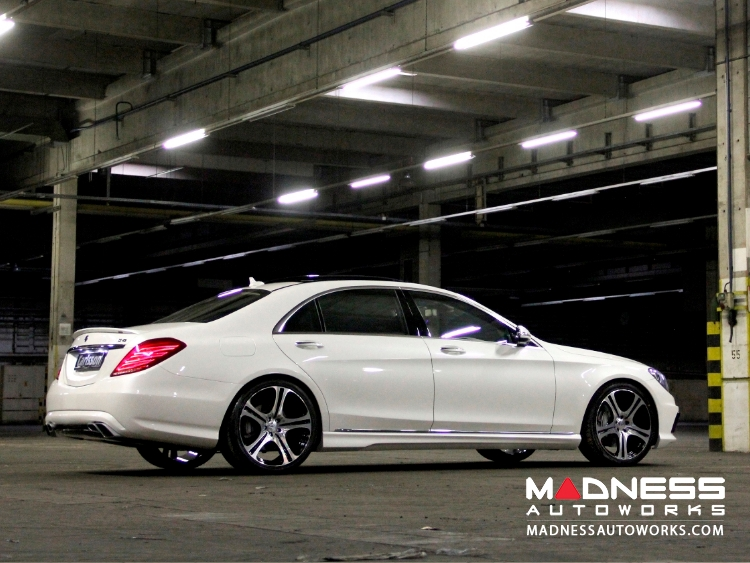 Mercedes mercedes benz s class w222 by carlsson for Mercedes benz s550 parts and accessories