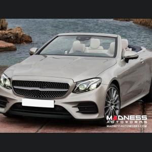 Mercedes-Benz E-Class (C238) Sport Coupe Front Spoiler - Carbon Fiber
