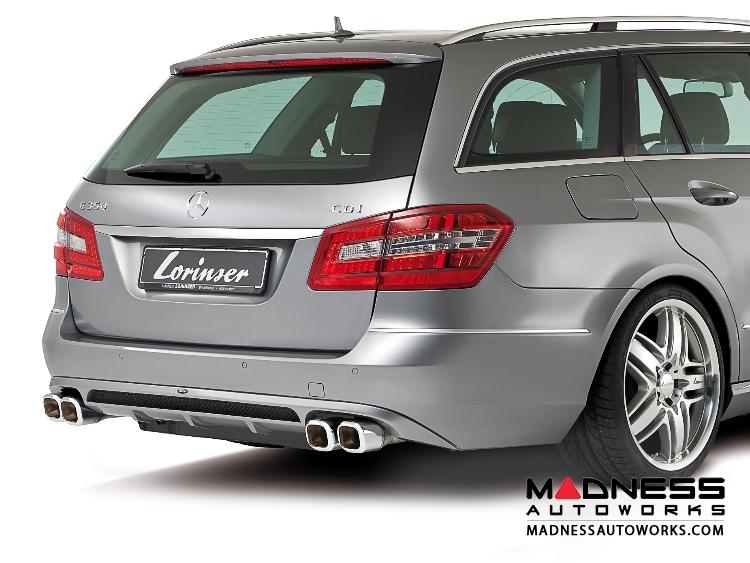 Mercedes mercedes benz e class sedan wagon w212 s212 for Mercedes benz e class accessories