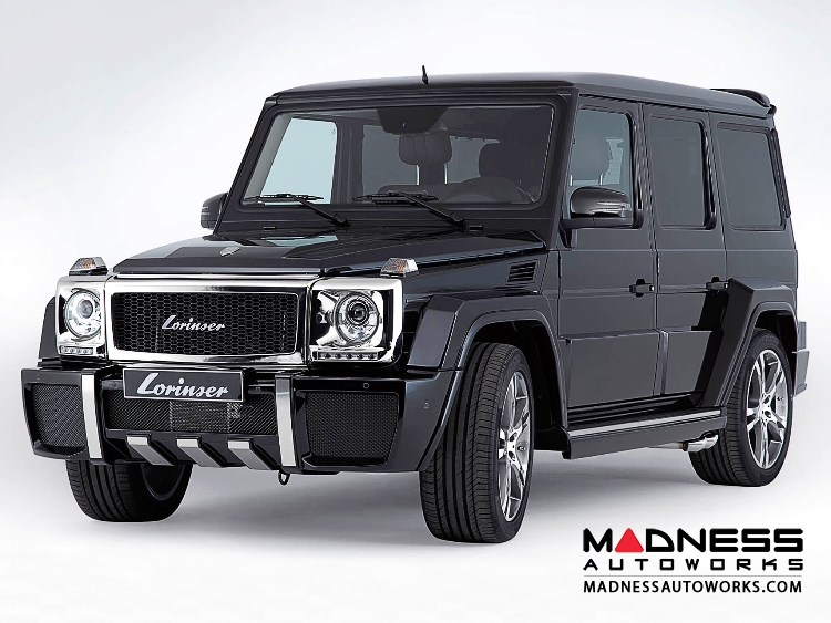 Mercedes mercedes benz 2014 g class w463 by lorinser for Mercedes benz g class parts