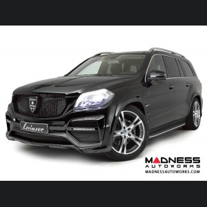 Mercedes Benz GLS-Class (X166) by Lorinser - Complete Aerodynamic Styling Kit