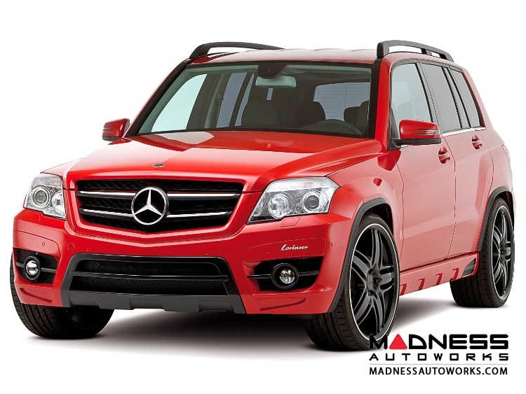 Mercedes mercedes benz glk class x204 by lorinser for Mercedes benz glk 350 accessories