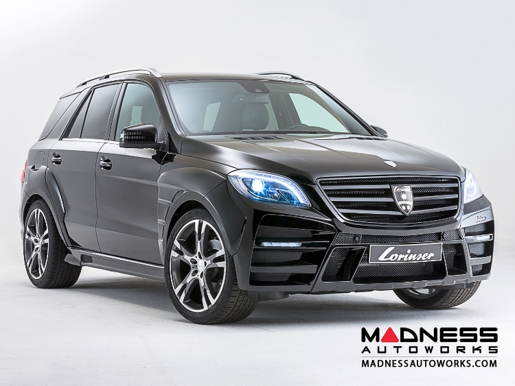 Mercedes Benz ML-Class (W166) by Lorinser - Complete Aerodynamic Styling Kit