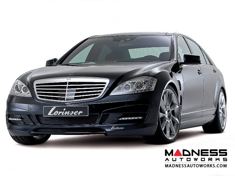 Mercedes Benz S-Class (W221) by Lorinser - Complete Aerodynamic Styling Kit