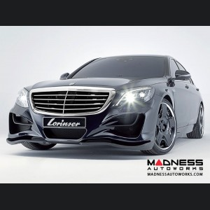Mercedes Benz S-Class (W222) by Lorinser - Complete Aerodynamic Styling Kit