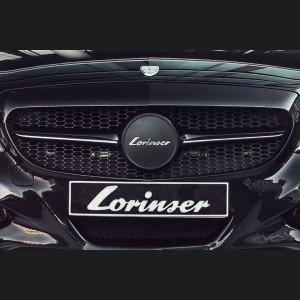 Mercedes Benz C-Class Lorinser Radiator Grill Emblem by Lorinser