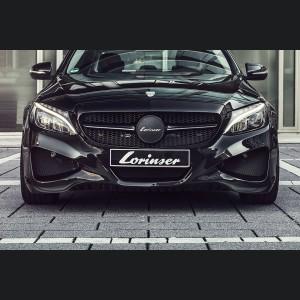 Mercedez-Benz C-Class Front Bumper by Lorinser