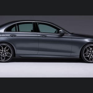 Mercedes-Benz E-Class AMG Side Skirt - Right by Lorinser