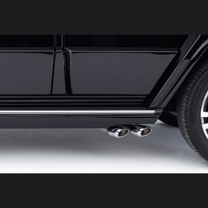 Mercedes-Benz G 500 Sports Exhaust (Long Wheelbase) by Lorinser