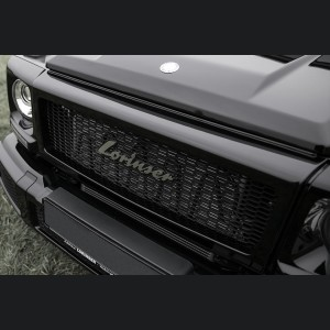 Mercedes-Benz G-Class Radiator Grill with Lorinser Logo by Lorinser